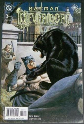 Batman Nevermore #27/03 Cover