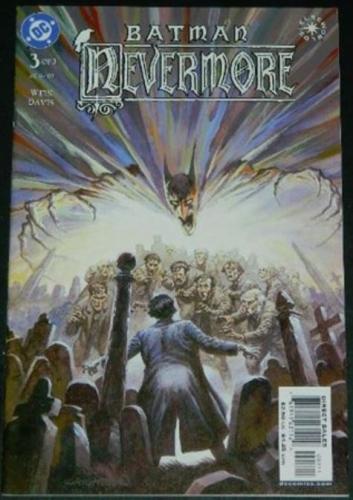 Batman Nevermore #38/03 Cover