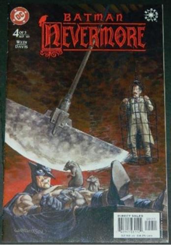 Batman Nevermore #49/03 Cover