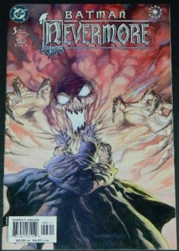 Batman Nevermore #510/03 Cover