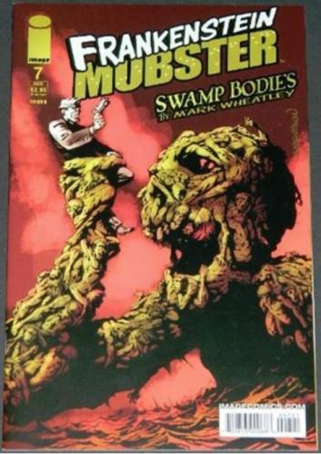 Frankenstein Mobster #712/04 Cover B