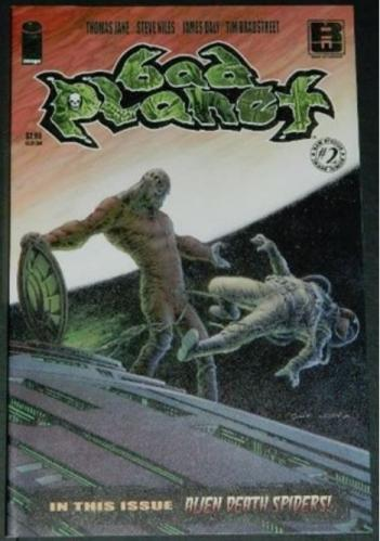 Bad Planet #21/06 Cover
