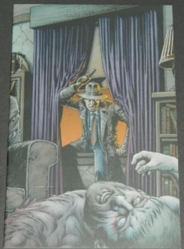 Dead She Said #1 R.I.5/08 Retail Incentive Cover, art