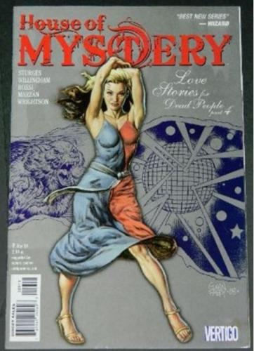 "House of Mystery #93/09 ""Gothic Romance"""