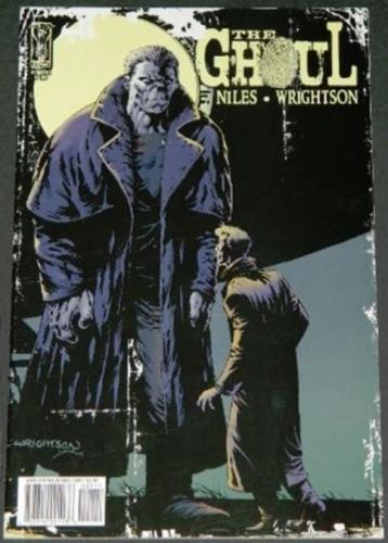 The Ghoul #111/09 Cover, Art