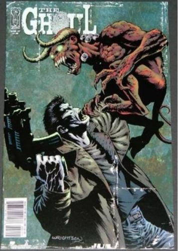 The Ghoul #21/09 Cover, Art(date misprint)