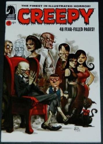 Creepy #17/09 Frontis