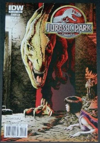 Jurassic Park #49/10 Cover B