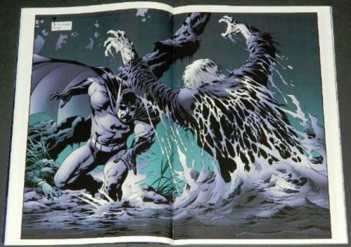 Batman Hidden Treasures #1Centerfold
