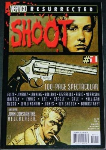 """Resurrected Shoot #12010 """"Resolve"""" from Flinch #14"""