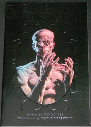 Frankenstein Alive,Alive #211/12 Cover, art