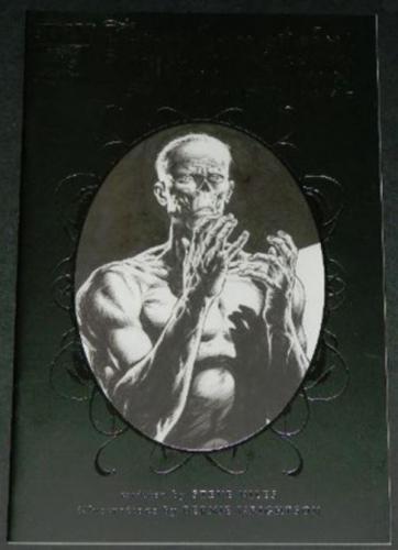 Frankenstein Alive,Alive #2 11/12 Cover, art