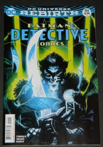 Detective Comics #954Jun 2017DC Tribute