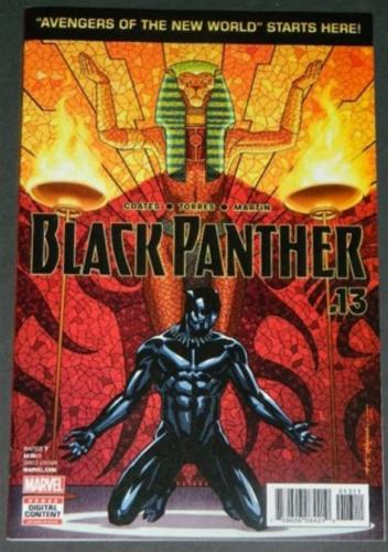 Black Panther #13Jun 2017Marvel Tribute