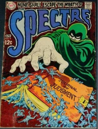 "The Spectre #93/69 ""Abraca-Doom"""