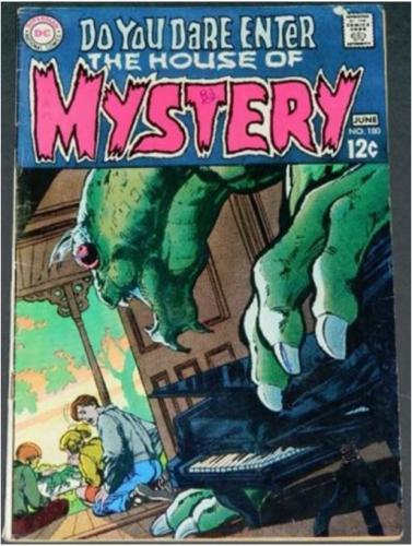 "House of Mystery #1805/69 ""Scared To Life"""