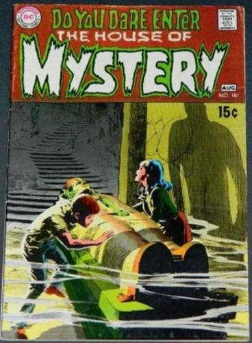 "House of Mystery #1818/69 ""Siren of Satan"""