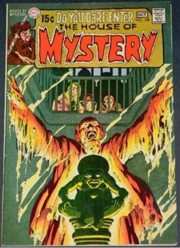 "House of Mystery #18810/70 ""House of Madness"""