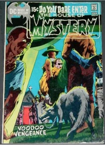 House of Mystery #1938/71 Cover