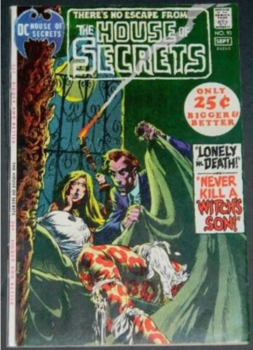 House of Secrets #939/71 Cover