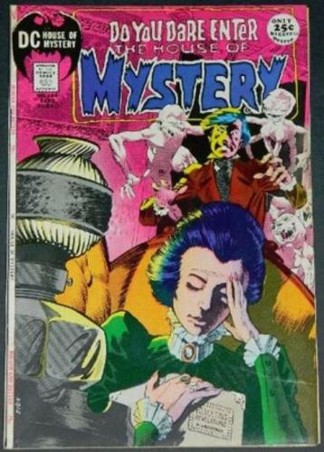 House of Mystery #1949/71 Cover