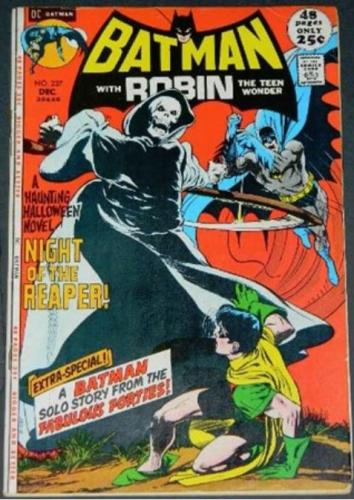 "Batman #23712/71 ""Night of the Reaper"" based on an idea by Wrightson and Harlan Ellison"