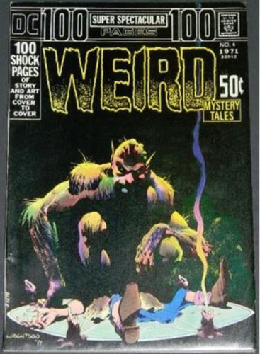 DC Super Spectacular #41971 - Wrap around cover, 5 illustrations