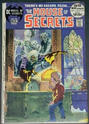 House of Secrets #903/72 Cover