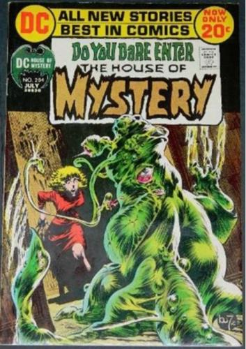 "House of Mystery #2047/72 Cover, ""All In The Family"""