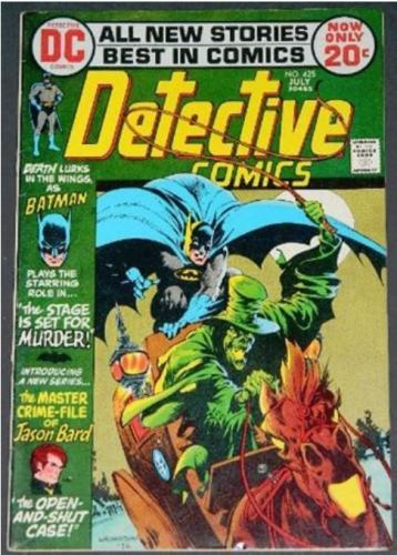 Detective Comics #4257/72 Cover