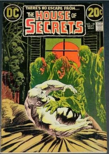 House of Secrets #1009/72 Cover