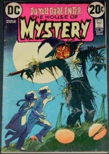 House of Mystery #2069/72 Title page