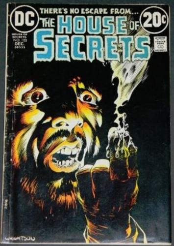 House of Secrets #10312/72 Cover