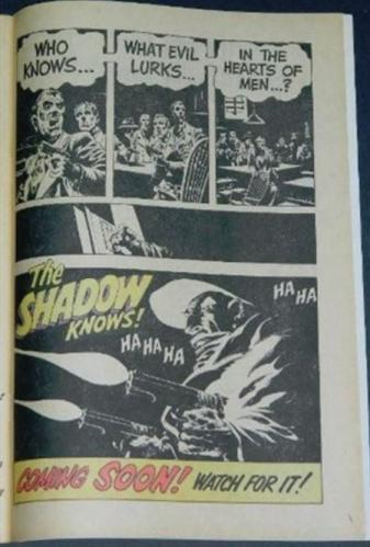 Kamandi #2Shadow ad