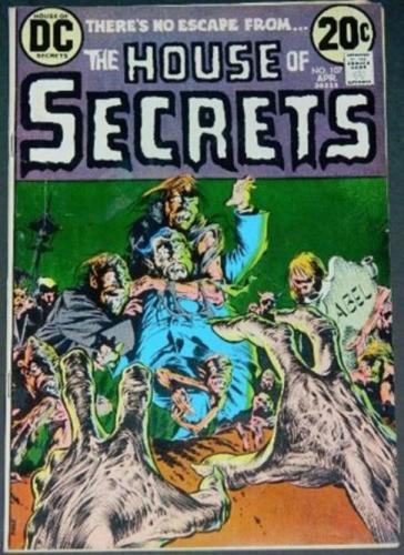 House of Secrets #1074/73 Cover