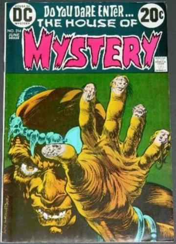 House of Mystery #2146/73 Cover