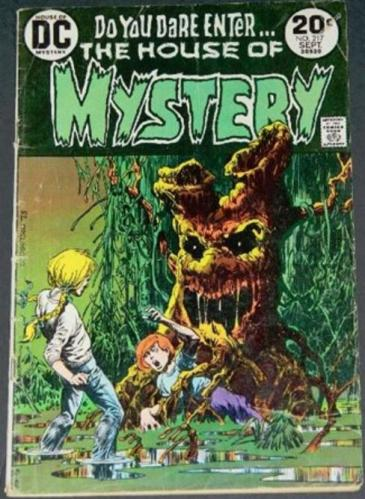 House of Mystery #2179/73 Cover