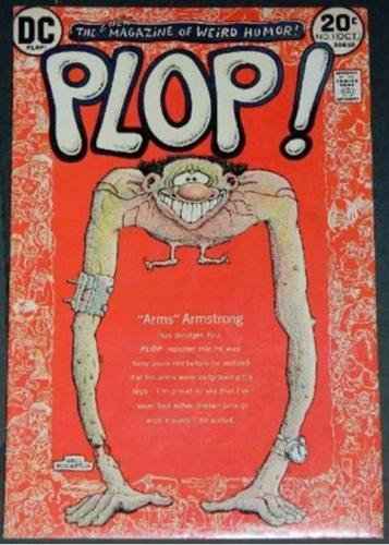 """Plop! #110/73 """"The Gourmet"""""""