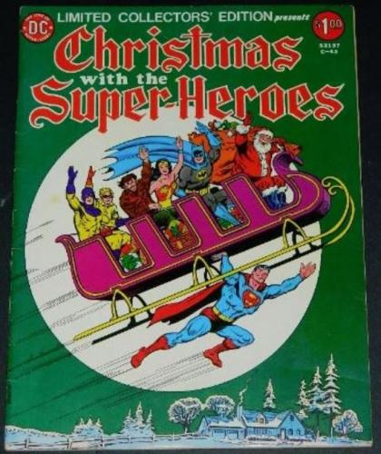 """Christmas with the Super Heroes C342/75 """"Night Prowler"""""""