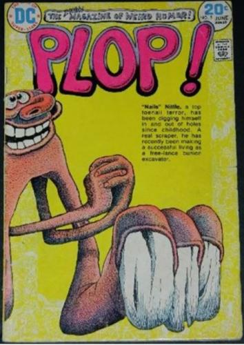 """Plop! #56/74 """"Molded In Evil"""""""