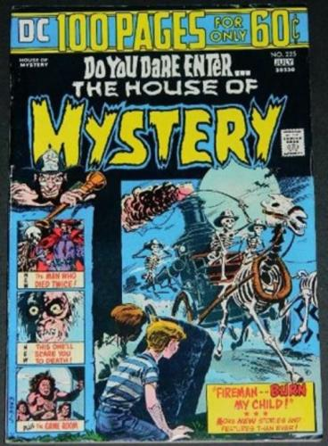 House of Mystery #2257/74 Title page