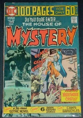 "House of Mystery #2293/75 ""The Dead CAN Kill"" HOM #183DC Weird #4 cover reprint"