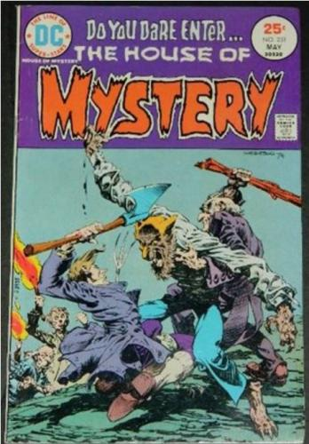 House of Mystery #2315/75 Cover