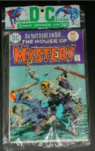 House of Mystery #231DC Comics pack