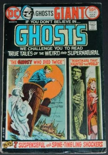 Ghosts #407/75 - 1 panel