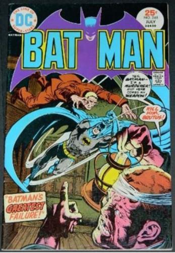 Batman #2657/75 Story inks on Rick Buckler