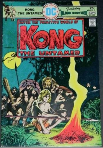 Kong #29/75 Cover