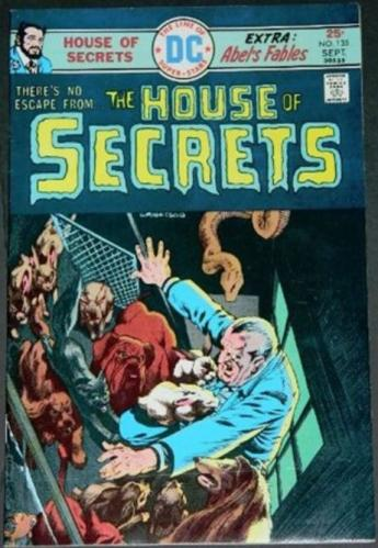 House of Secrets #1359/75 Cover