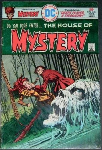 House of Mystery #23610/75 Cover
