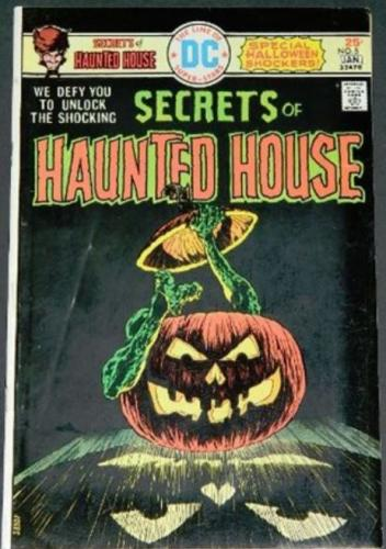 Secrets of Haunted House #51/76 Cover